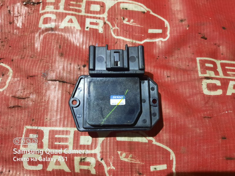 Резистор Toyota Wish ZNE14 1ZZ (б/у)