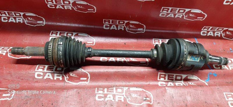 Привод Toyota Wish ZNE14-0001271 1ZZ-1289825 2003 передний левый (б/у)