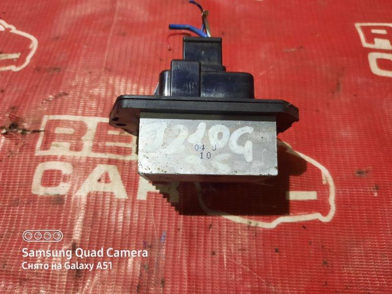 Реостат Toyota Rush Be-Go J210G-0005635 3SZ 2007 (б/у)