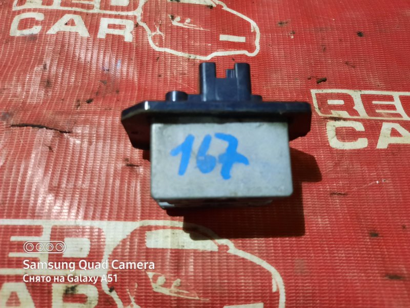 Резистор Toyota Ist NCP65-0012522 1NZ 2002 (б/у)