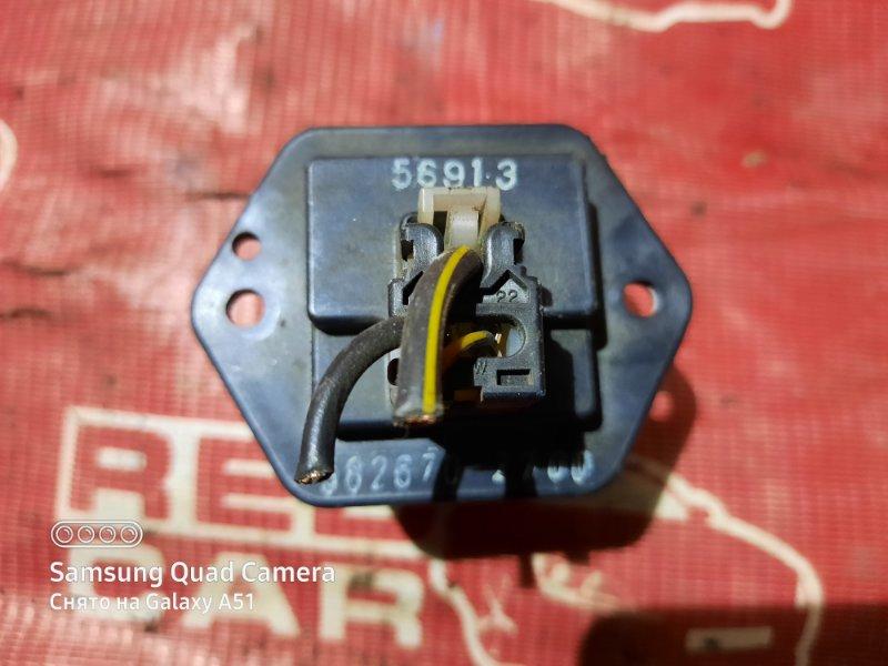 Резистор Subaru Impreza GF8-015545 EJ20 1995 (б/у)