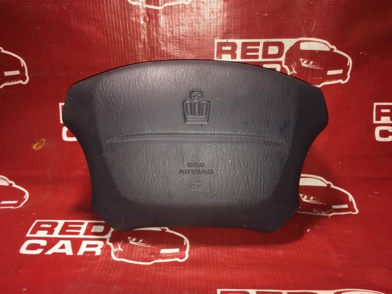 Airbag на руль Toyota Crown JZS155-0058446 2JZ-GE (б/у)