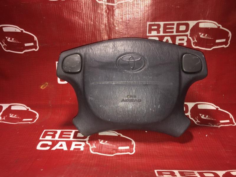 Airbag на руль Toyota Corolla Ii EL51-0123850 4E-FE 1996 (б/у)