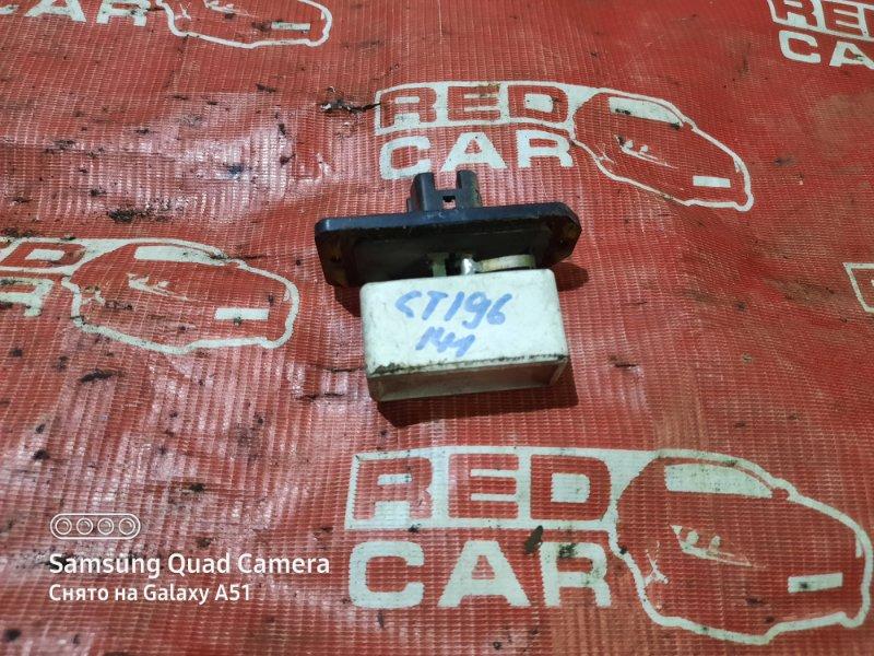 Резистор Toyota Caldina CT196-5021469 2C 1995 (б/у)