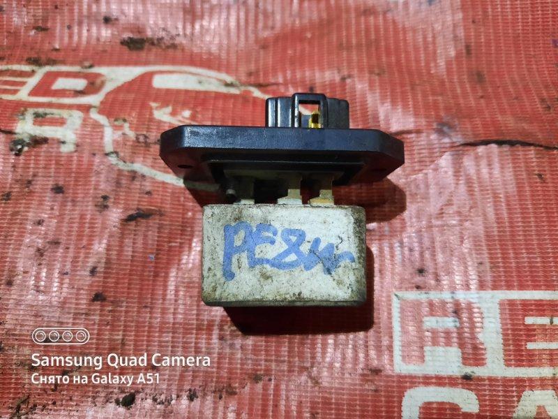 Резистор Mitsubishi Delica PE8W-0601077 4M40 2001 (б/у)