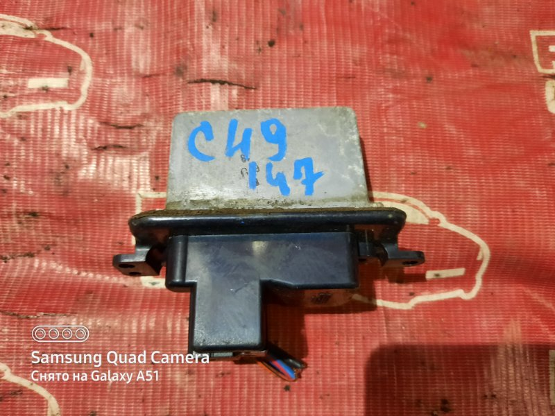 Резистор Honda Accord CH9-1006645 H23A 1999 (б/у)
