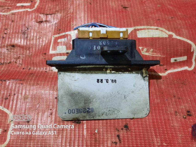 Резистор Nissan Primera P11 QG18 (б/у)