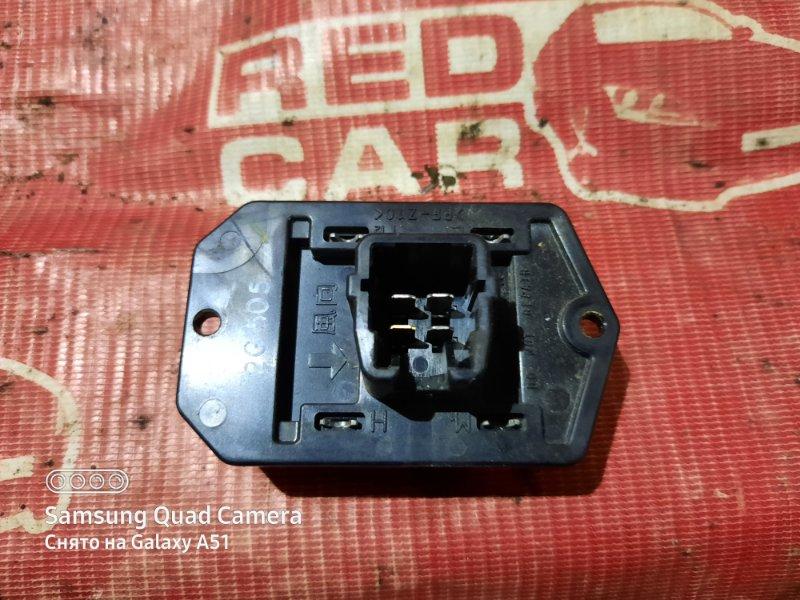 Резистор Toyota Corolla Fielder NZE141 1NZ (б/у)