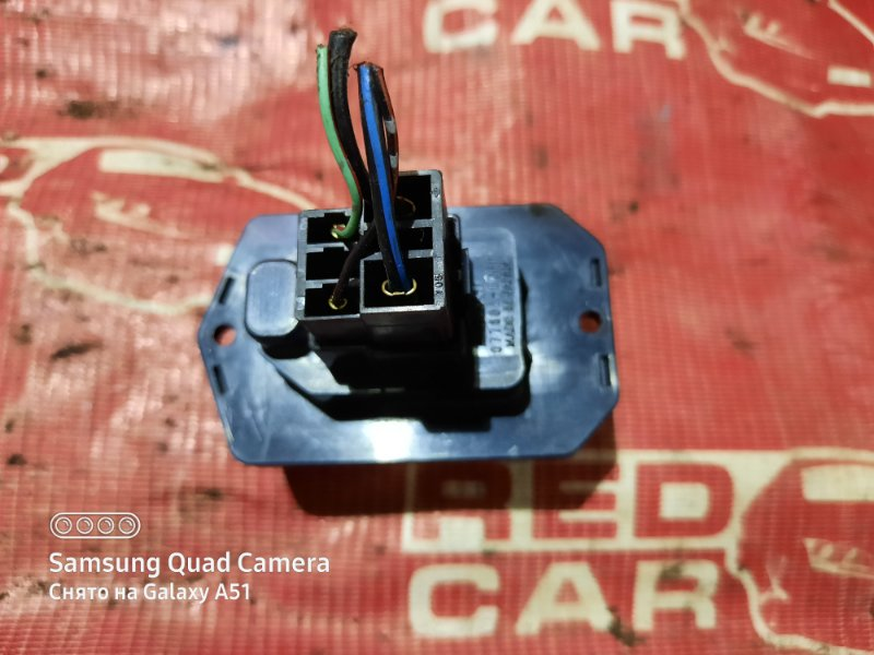 Резистор Mitsubishi Colt Z23A 4A91 (б/у)