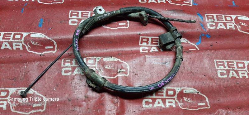 Трос ручника Toyota Mark Ii JZX90 1JZ-GTE задний правый (б/у)