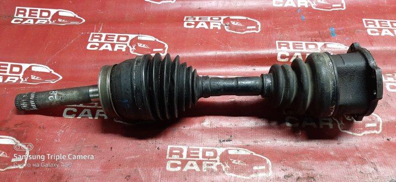 Привод Nissan Elgrand ATWE50-031295 ZD30-052057A 2000 передний правый (б/у)