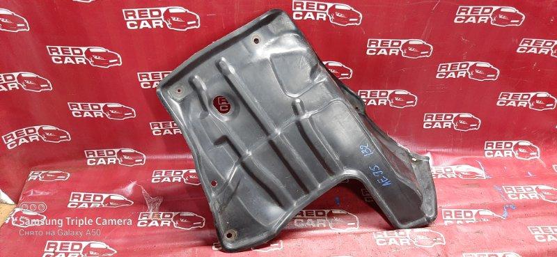 Защита двигателя Toyota Corolla AE95-5040516 4A 1991 левая (б/у)