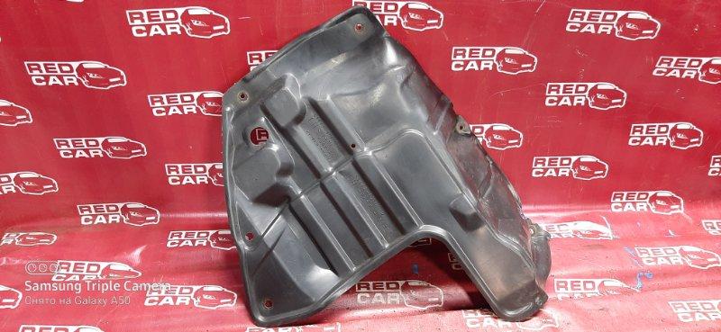 Защита двигателя Toyota Sprinter Carib AE114-7014154 4A 2000 левая (б/у)