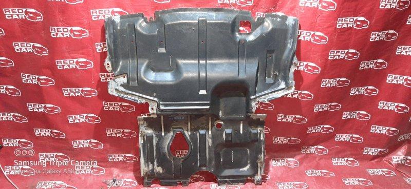 Защита двигателя Nissan Elgrand ATWE50-031295 ZD30-052057A 2000 (б/у)