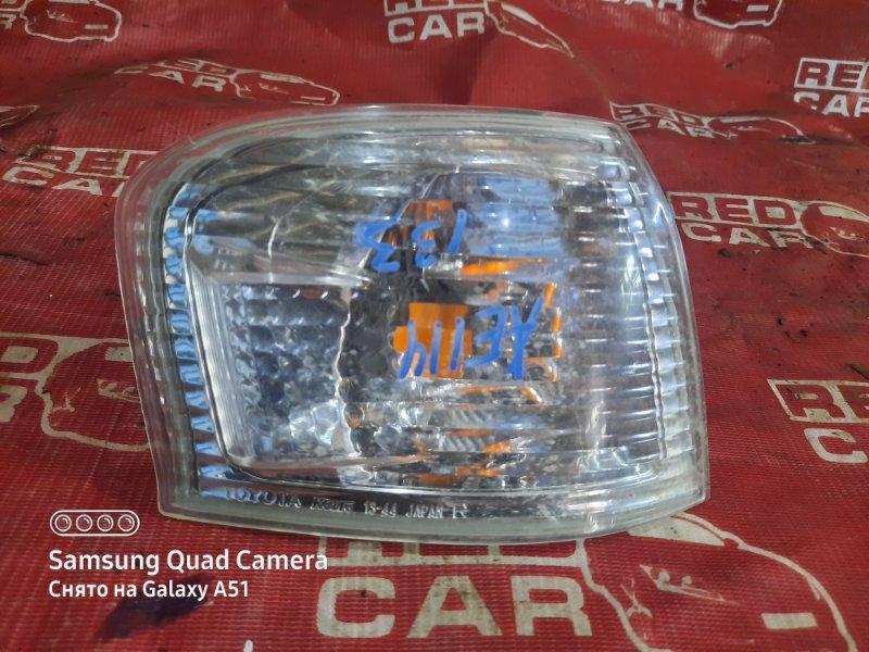 Габарит Toyota Sprinter Carib AE114-7014154 4A 2000 передний правый (б/у)