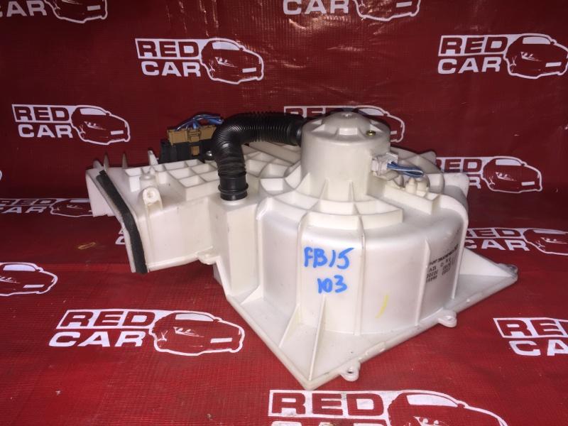 Мотор печки Nissan Sunny FB15-110411 QG15 2000 (б/у)