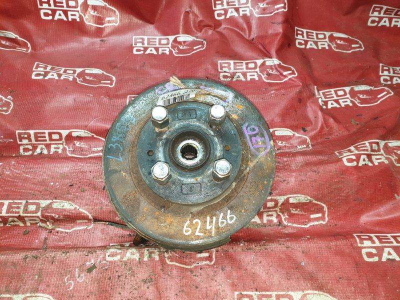 Ступица Daihatsu Tanto L385S-0059495 KF 2011 передняя правая (б/у)
