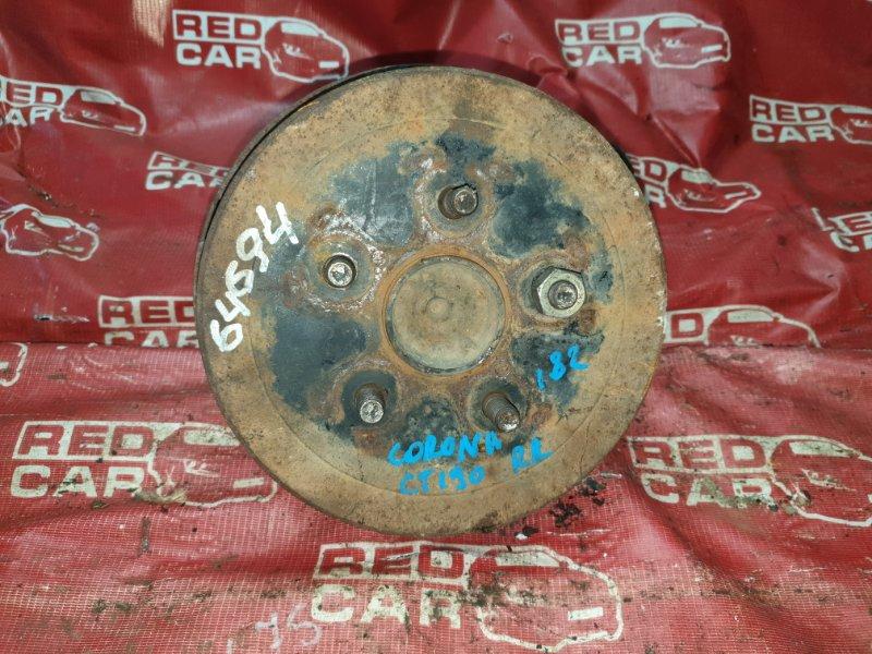 Ступица Toyota Corona CT190-4013052 2C-2641734 1993 задняя правая (б/у)