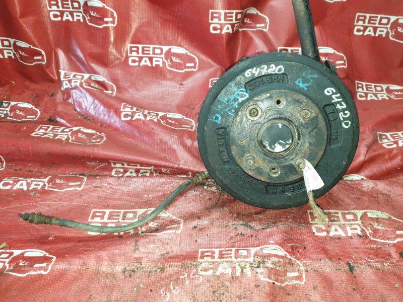 Ступица Mazda Familia BHALP-147523 Z5-394682 1995 задняя правая (б/у)