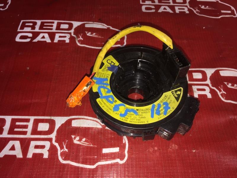 Шлейф-лента air bag Toyota Ist NCP65-0012522 1NZ 2002 (б/у)