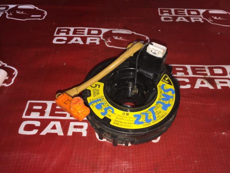 Шлейф-лента air bag Toyota Allion ZZT245-0039417 1ZZ 2007 (б/у)