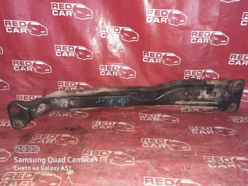 Балка продольная Nissan Bluebird SU14-011449 CD20 1997 передняя (б/у)