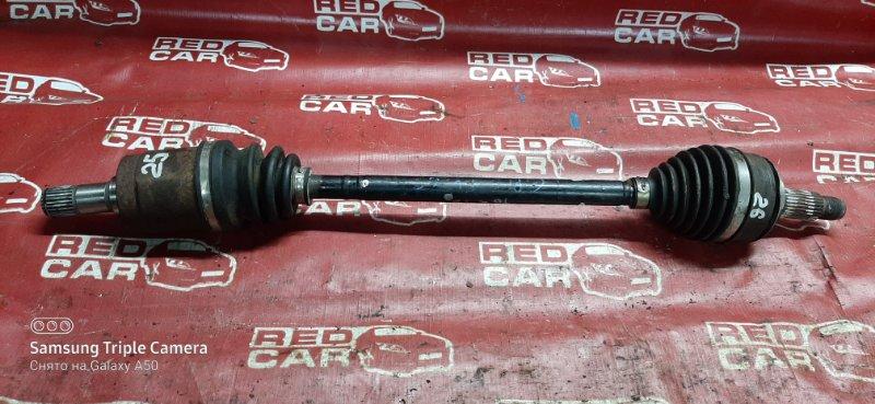 Привод Honda Freed GB3-1040890 L15A 2008 передний левый (б/у)