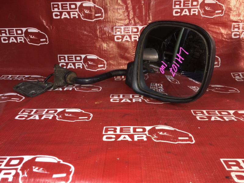 Зеркало Toyota Hiace LH107-004291 3L левое (б/у)