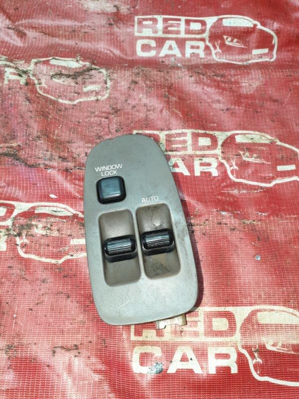 Блок упр. стеклоподьемниками Toyota Estima CXR20-0042752 3C-2498338 1993 передний правый (б/у)