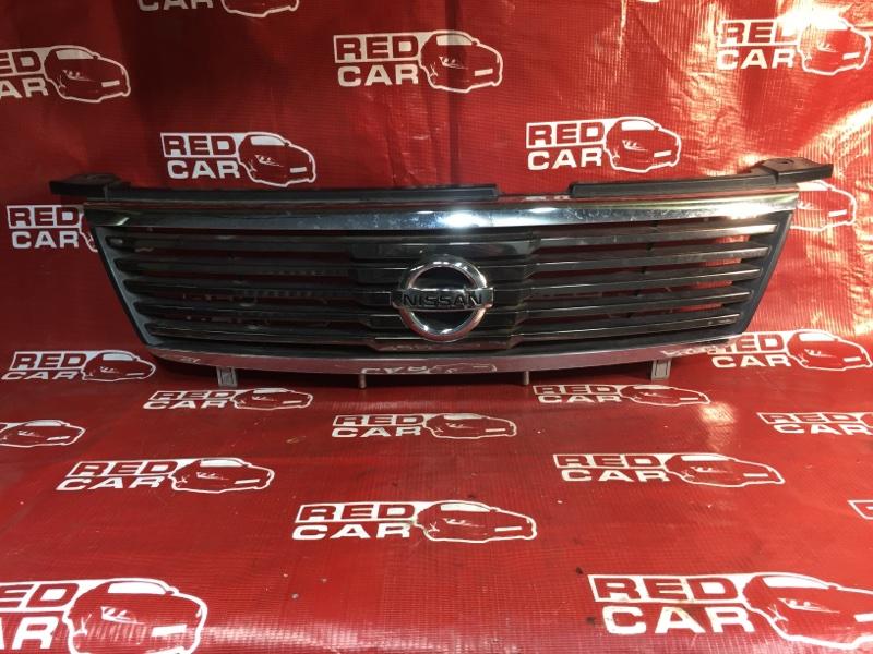 Решетка радиатора Nissan Sunny FB15-354313 QG15 2002 (б/у)