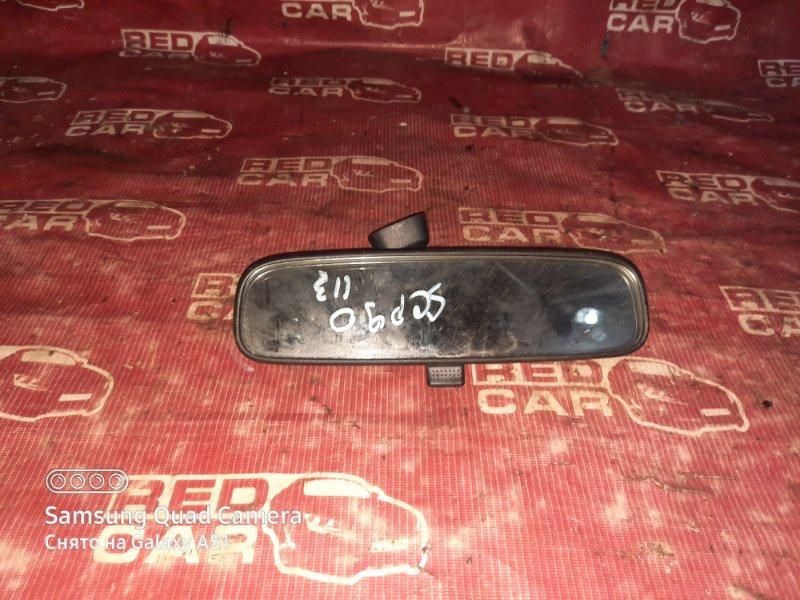 Зеркало салона Toyota Vitz SCP90-5070321 2SZ 2007 (б/у)