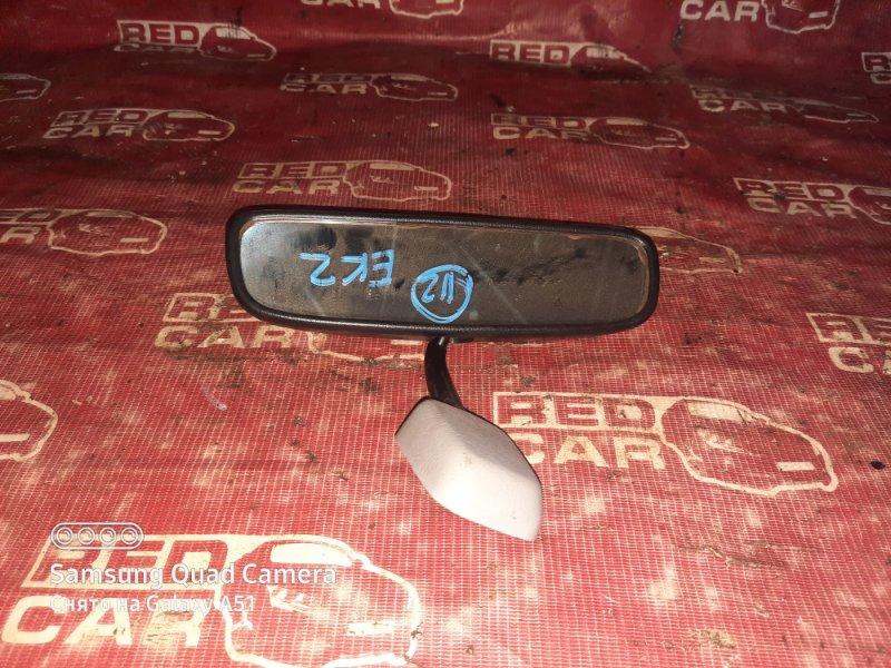 Зеркало салона Honda Civic EK2-1111983 D13B 1997 (б/у)