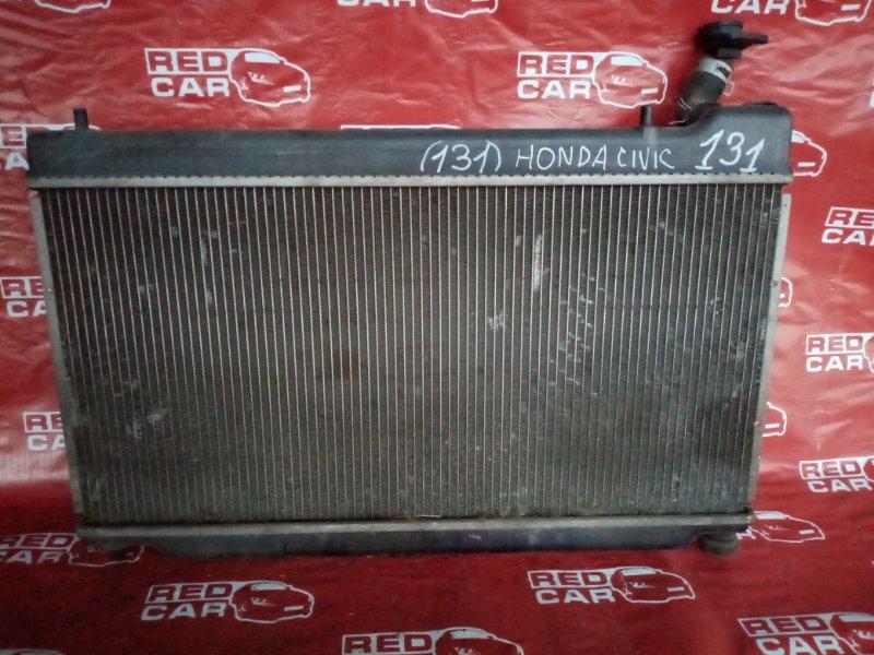 Радиатор основной Honda Civic Ferio ES1 левый (б/у)