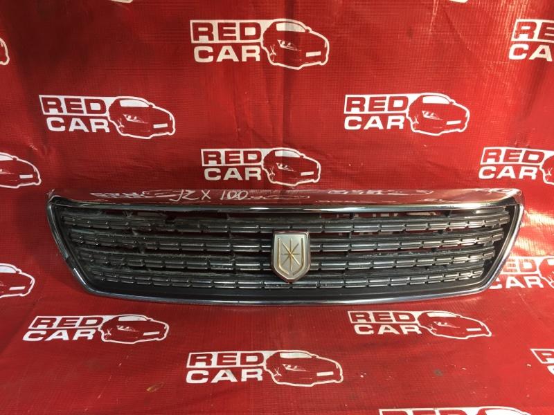 Решетка радиатора Toyota Mark Ii JZX100 1JZ-GE (б/у)