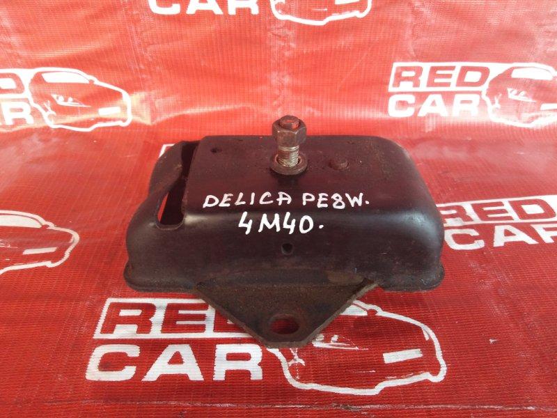 Подушка двигателя Mitsubishi Delica PE8W 4M40 (б/у)