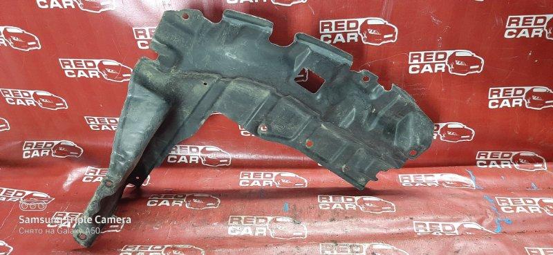 Защита двигателя Toyota Ist NCP65-0012522 1NZ 2002 левая (б/у)