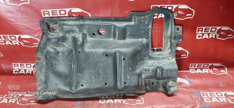 Защита двигателя Toyota Allion ZZT245-0039417 1ZZ 2007 левая (б/у)