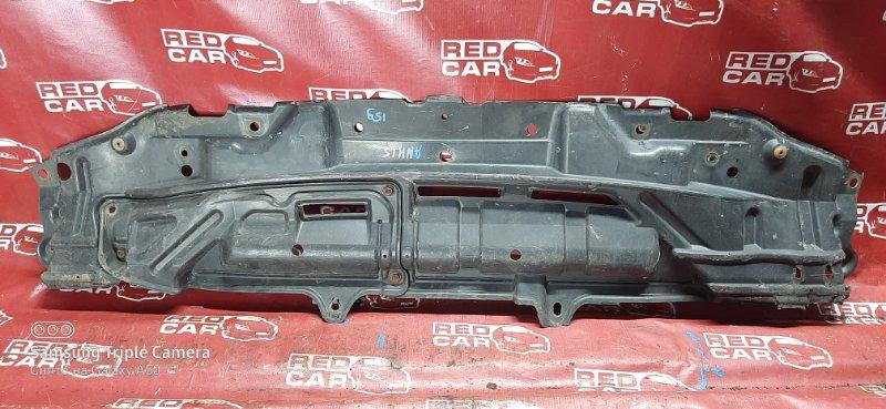 Защита бампера Toyota Alphard ANH15-0016419 2AZ 2003 (б/у)