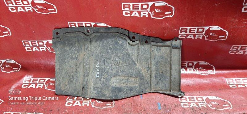 Защита двигателя Toyota Vista ZZV50 1ZZ левая (б/у)