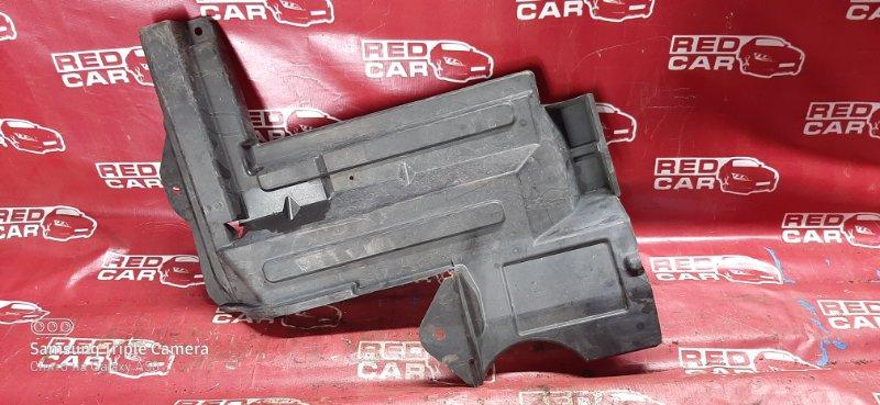 Защита двигателя Nissan Note E11-029106 HR15-101835 2005 правая (б/у)