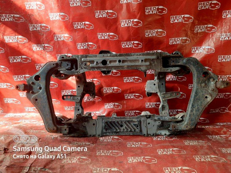 Балка под двс Toyota Grandhiace KCH16-0031338 1KZ-TE 2002 передняя (б/у)