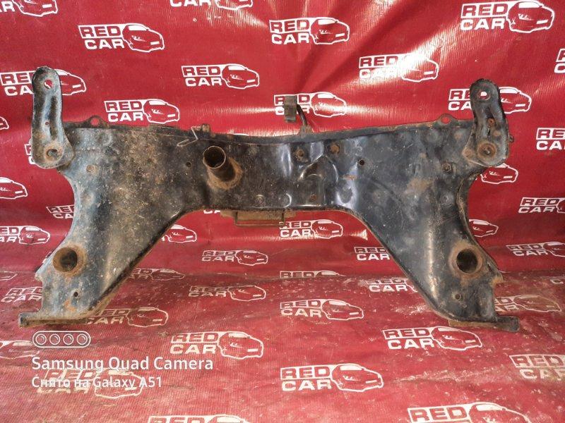 Балка под двс Toyota Passo KGC15 1KR передняя (б/у)