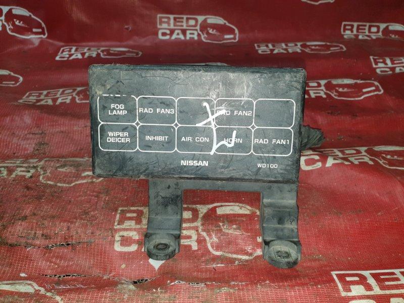 Блок предохранителей под капот Nissan Ad VFY11 (б/у)