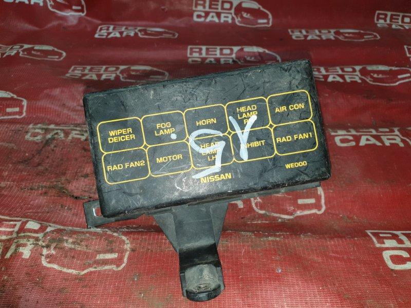Блок предохранителей под капот Nissan Wingroad WFY11 (б/у)