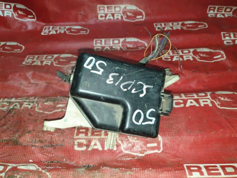 Блок предохранителей под капот Toyota Platz SCP13 (б/у)