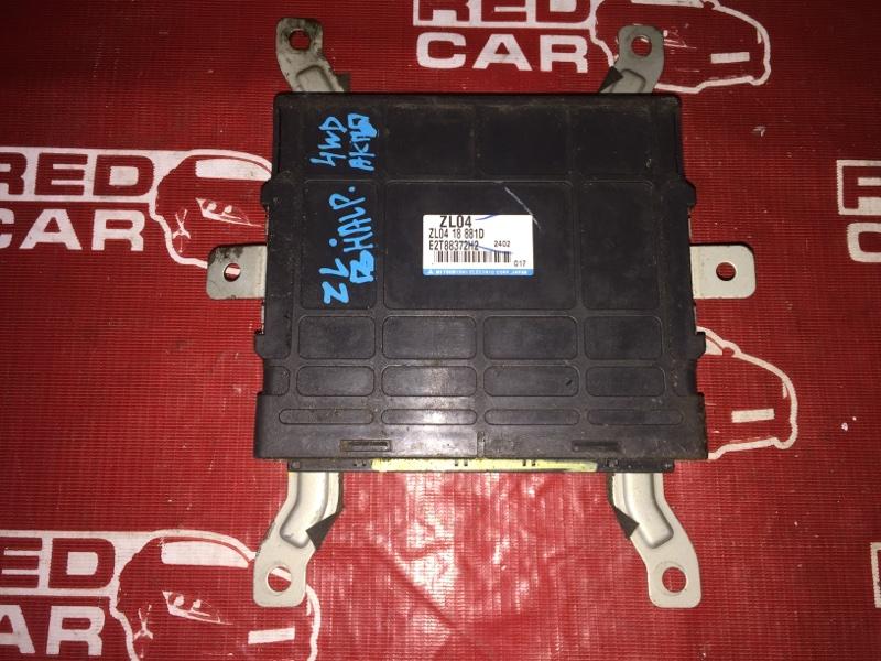 Компьютер Mazda Familia BHALP ZL (б/у)