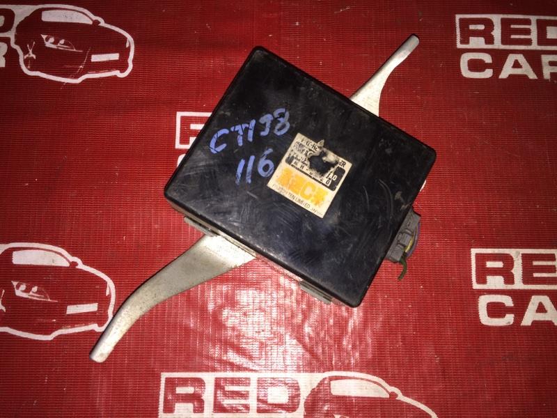 Блок управления efi Toyota Caldina CT198-0003892 2C (б/у)