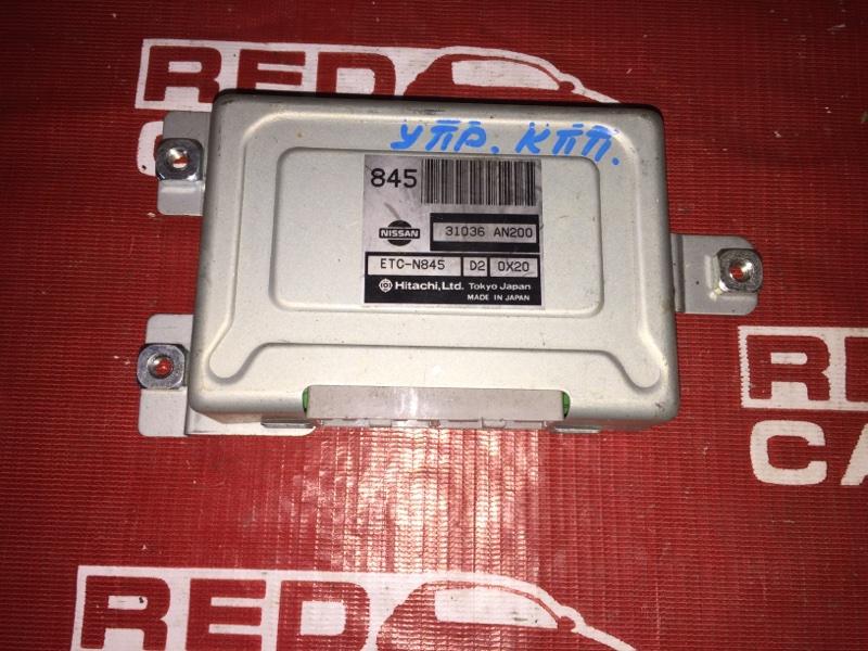 Блок управления акпп Nissan March WAK11-300147 CGA3 2000 (б/у)