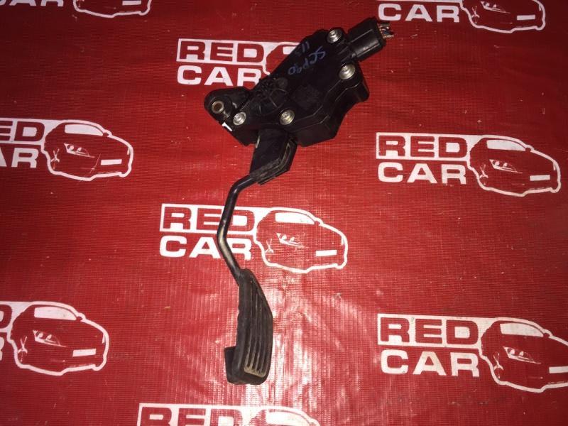 Педаль газа Toyota Vitz SCP90-5070321 2SZ 2007 (б/у)