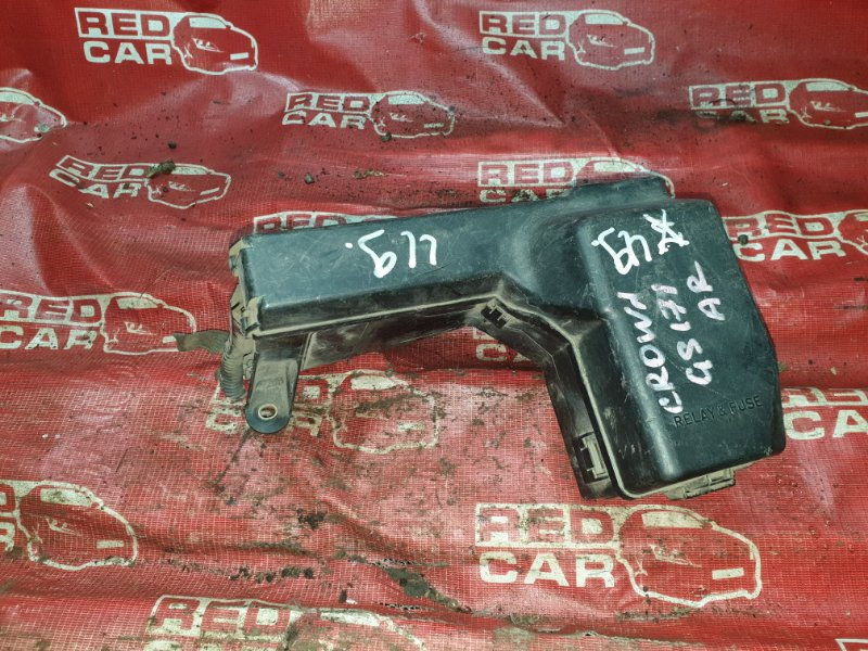 Блок предохранителей под капот Toyota Crown GS171 (б/у)